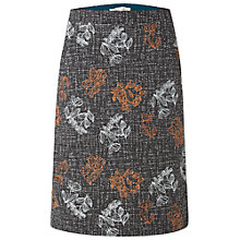 Buy White Stuff Tweed Skirt, Grey Online at johnlewis.com