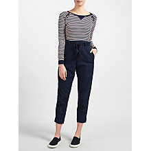 Buy Maison Scotch Boyfriend Fit Chinos, Tidal Wave Online at johnlewis.com