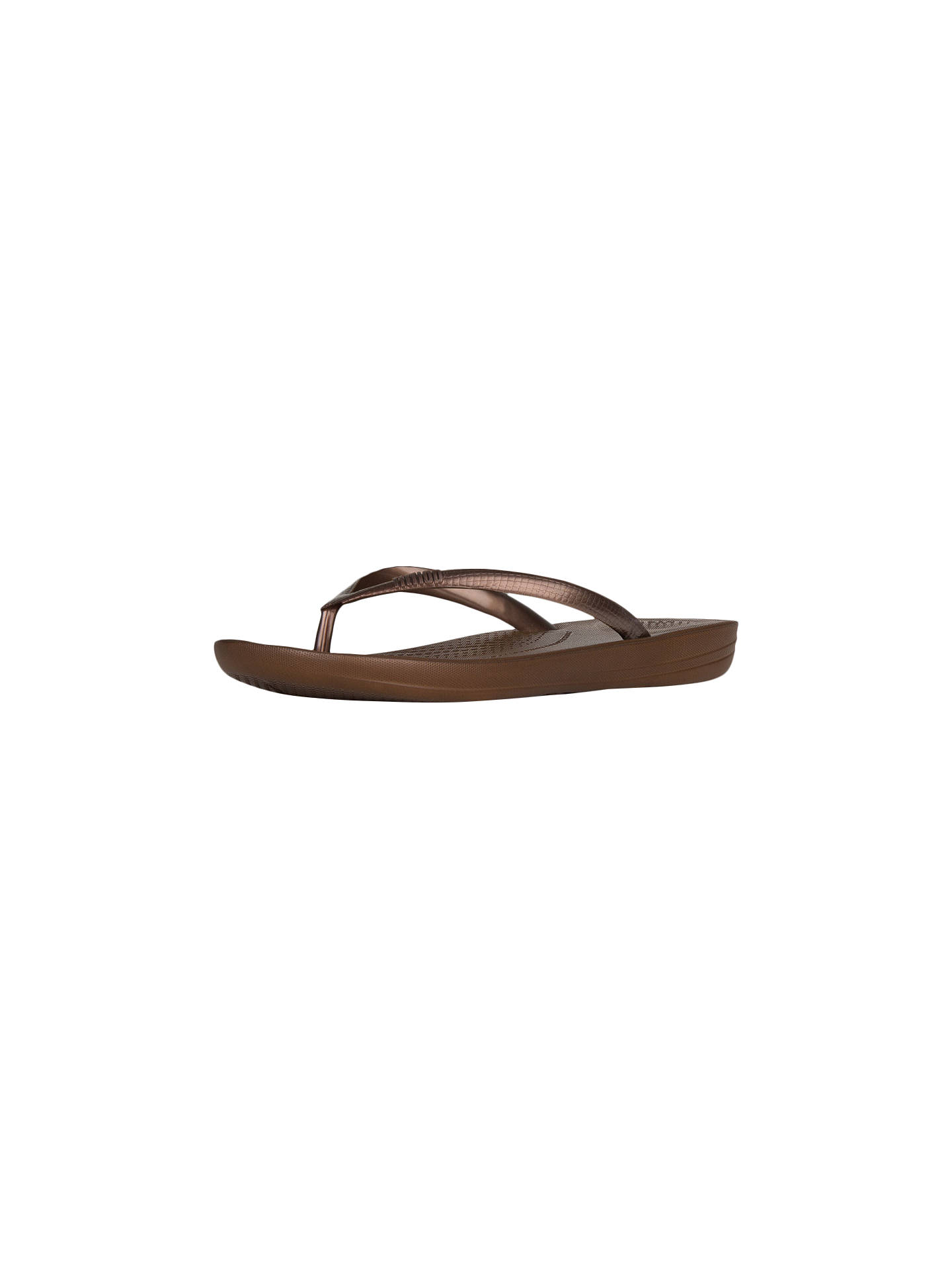 e9a238d43a8021 FitFlop Iqushion Super-Ergonomic Flip Flops at John Lewis   Partners