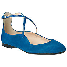 Buy L.K. Bennett Nessie Leather Pumps Online at johnlewis.com