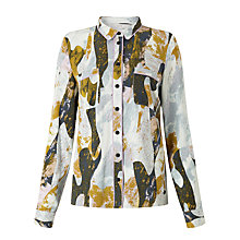 Buy Numph Astrun Printed Shirt, Multi Online at johnlewis.com