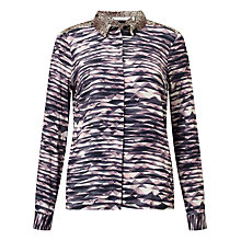 Buy Numph Milda Printed Shirt, Multi Online at johnlewis.com