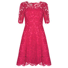 Buy True Decadence Lace Scallop Skater Dress Online at johnlewis.com