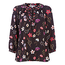 Buy Fenn Wright Manson Botanical Print Antibes Top, Multi Online at johnlewis.com
