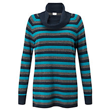 Buy East Cowl Neck Jumper, Multi Online at johnlewis.com