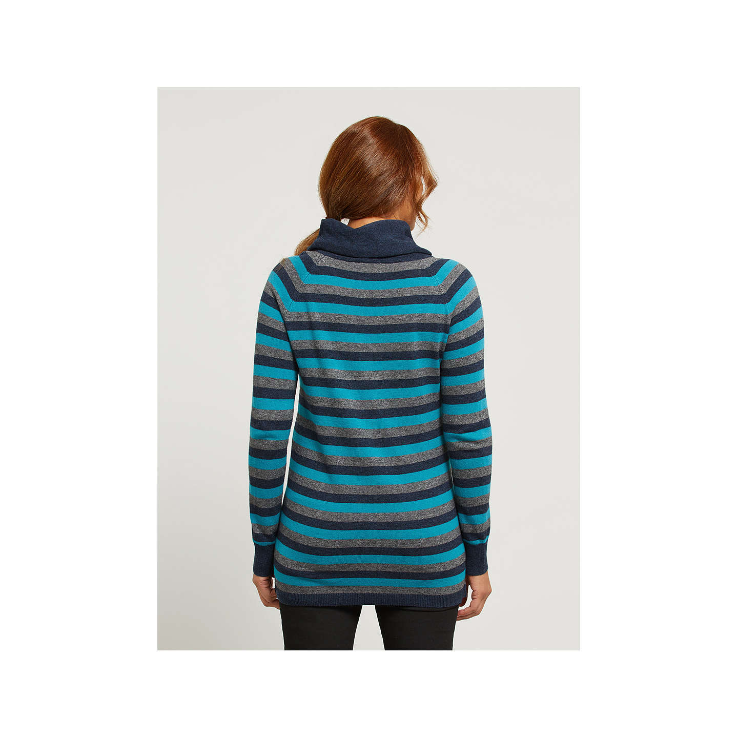BuyEast Cowl Neck Jumper, Multi, XS Online at johnlewis.com