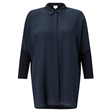 Buy East Jersey Combination Shirt, Sapphire Online at johnlewis.com
