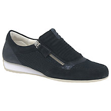 Buy Gabor Brunello Wide Zip Trainers Online at johnlewis.com
