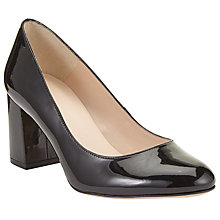 Buy John Lewis Aisha Block Heeled Court Shoes Online at johnlewis.com