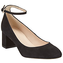 Buy John Lewis Angie Block Heeled Court Shoes Online at johnlewis.com