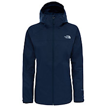 Buy The North Face Sequence Waterproof Women's Jacket, Navy Online at johnlewis.com