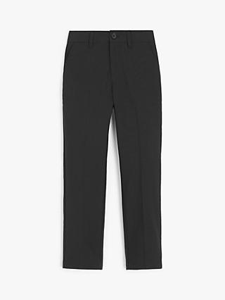 John Lewis & Partners Heirloom Collection Boys' Suit Trousers, Black
