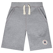 Buy Converse Boys' French Terry Chuck Patch Shorts Online at johnlewis.com