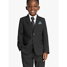 Buy John Lewis Heirloom Collection Boys' Black Suit Jacket, Black Online at johnlewis.com