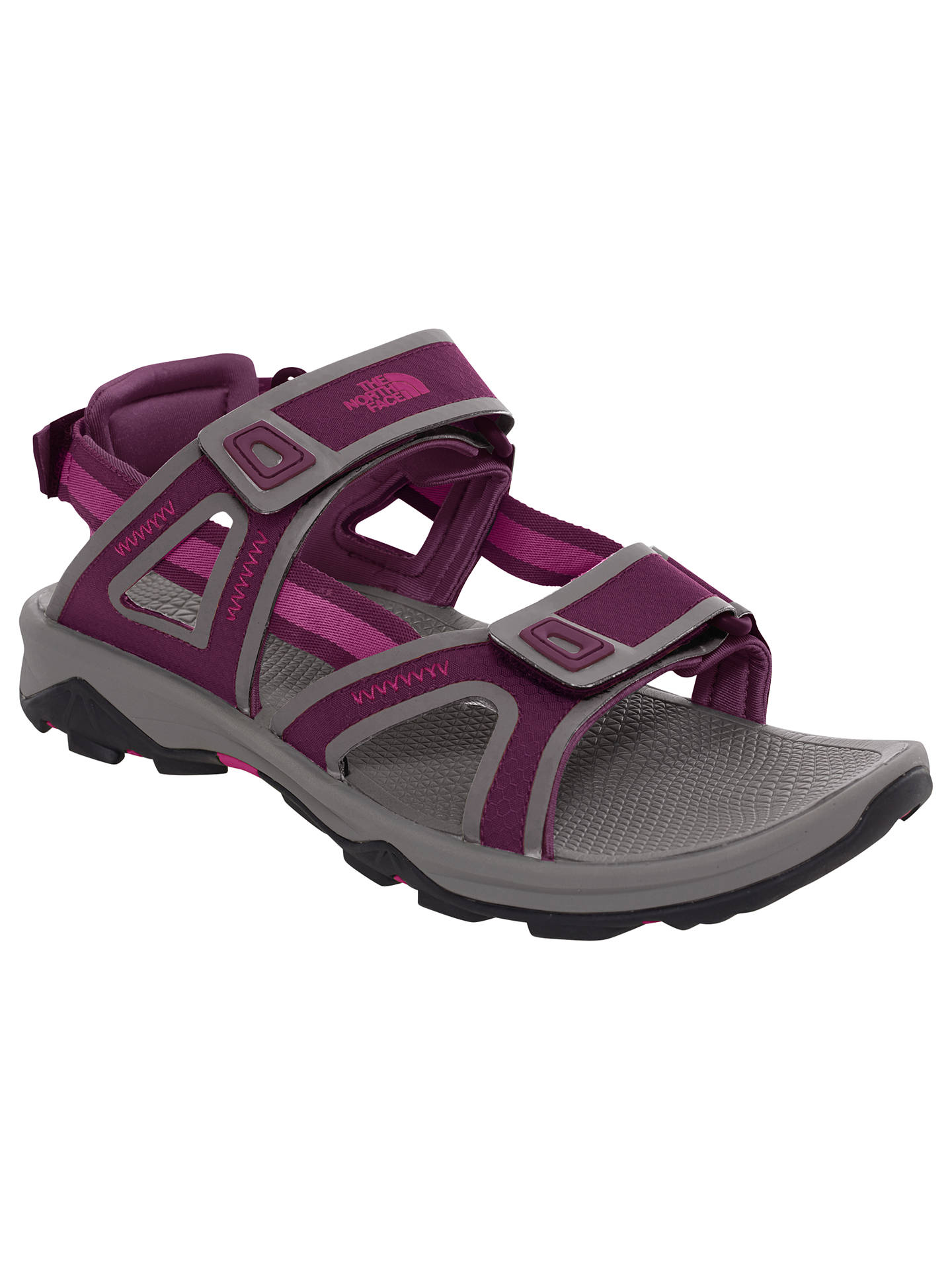 142e40ee0 The North Face Hedgehog II Women's Sandals, Purple at John Lewis ...