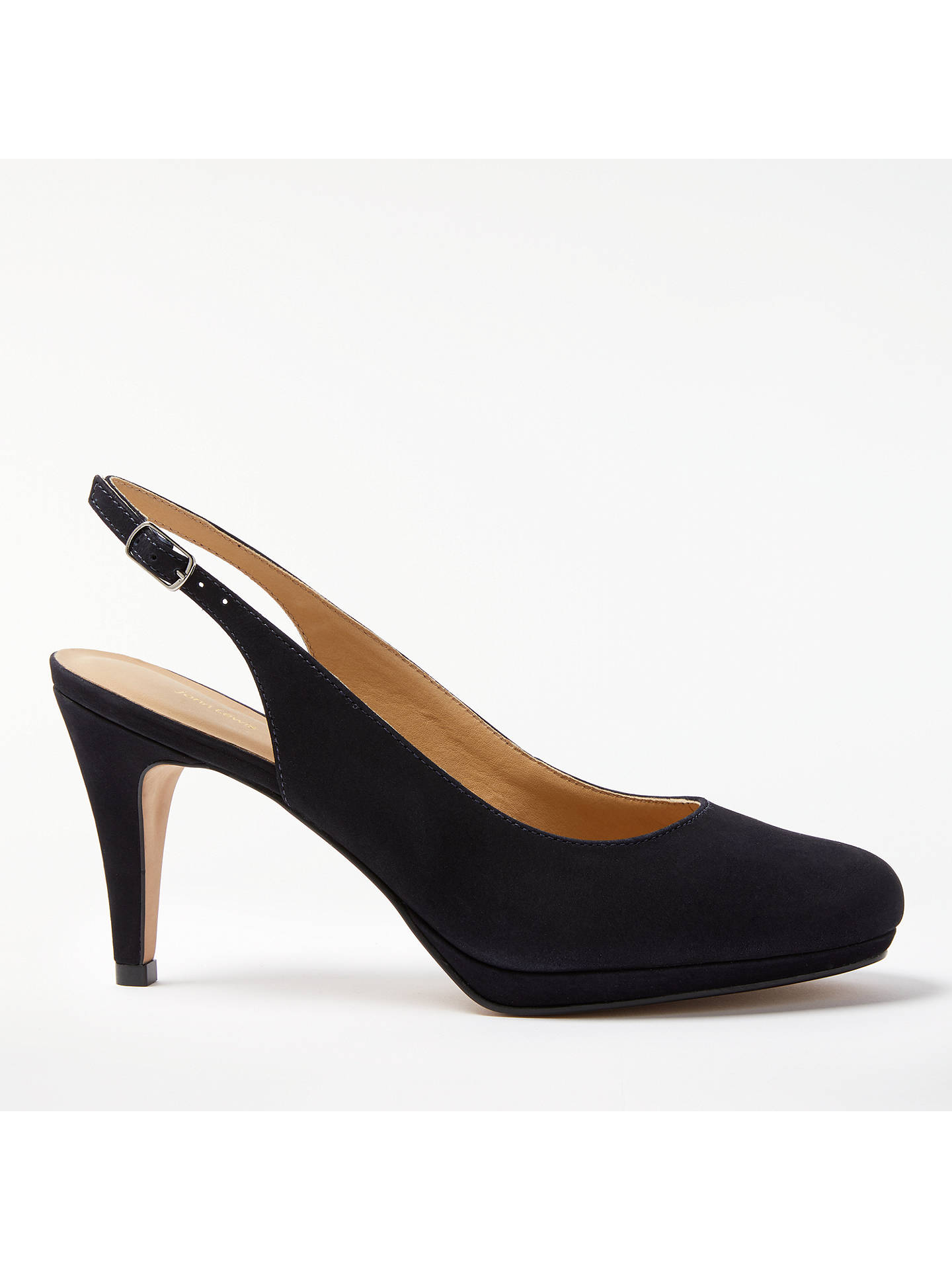 57cc6efeaa46 Buy John Lewis   Partners Carly Slingback Court Shoes