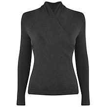 Buy Manuka Solstice Asymmetrical Long Sleeve Yoga T-Shirt Online at johnlewis.com