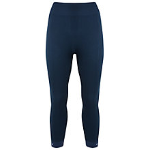 Buy Manuka Life Yoga Capris, Indigo Online at johnlewis.com