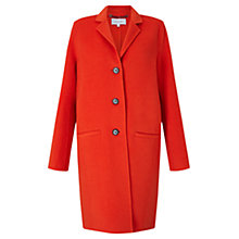 Buy Jigsaw Double Face Oval Coat Online at johnlewis.com