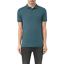 Buy AllSaints Slim Fit Alter Polo Shirt Online at johnlewis.com