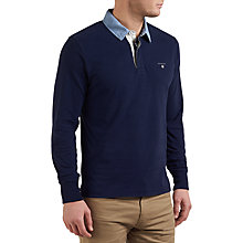 Buy Gant Original Rugby Shirt Online at johnlewis.com