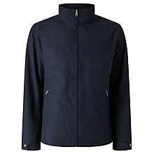 Buy Gant The Mist Shower Proof Jacket, Navy Online at johnlewis.com
