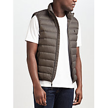 Buy Polo Ralph Lauren Packable Down Fill Gilet Online at johnlewis.com