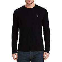 Buy Polo Ralph Lauren Long Sleeve T-Shirt Online at johnlewis.com