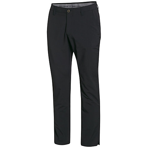 under armour golf pants. buy under armour matchplay tapered golf trousers, black online at johnlewis.com pants n