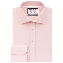 Buy Thomas Pink Strummer Texture Classic Fit XL Sleeve Shirt Online at johnlewis.com