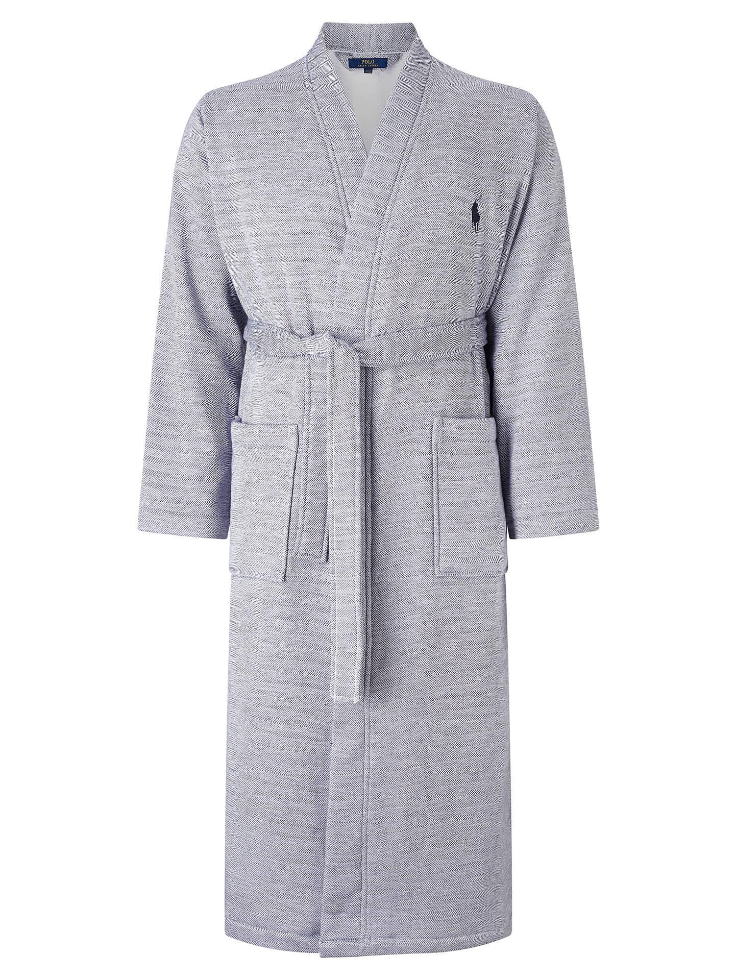 d13db7fa86 BuyPolo Ralph Lauren Herringbone Cotton Robe