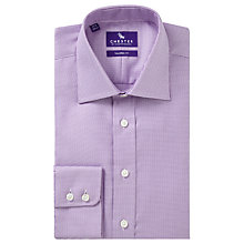 Buy Chester by Chester Barrie Mini Chevron Tailored Fit Shirt Online at johnlewis.com