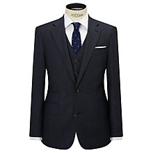 Buy Chester by Chester Barrie Pindot Wool Tailored Suit Jacket, Airforce Online at johnlewis.com