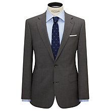 Buy Chester by Chester Barrie Three Ply Worsted Wool Tailored Suit Jacket, Grey Online at johnlewis.com