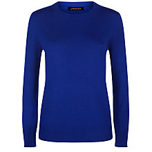 Buy Jaeger Zip Cuff Jumper Online at johnlewis.com