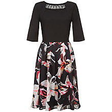 Buy Fenn Wright Manson Petite Scorpio Dress, Lily Print Online at johnlewis.com