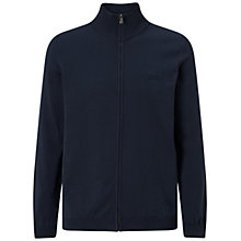 Buy BOSS Green C-Castor Zip Jumper Online at johnlewis.com