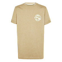 Buy John Lewis Children's Cuba Surf T-Shirt, Green Online at johnlewis.com