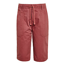 Buy John Lewis Childrens' Relaxed Shorts, Pink Online at johnlewis.com