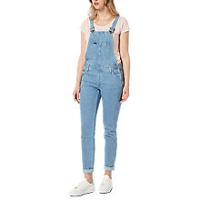 Buy Lee Relaxed Bib Dungarees Online at johnlewis.com