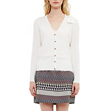 Buy Ted Baker Bevie Bow Shoulder Cardigan Online at johnlewis.com