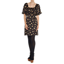 Buy Ghost Rita Vintage Bebe Dress, Multi Online at johnlewis.com