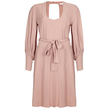Buy Ghost Andie Dress, Fudge Online at johnlewis.com