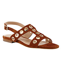 Buy John Lewis Lily Eyelet Sandals Online at johnlewis.com