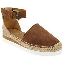 Buy See by Chloé Glyn Flatform Espadrilles Online at johnlewis.com
