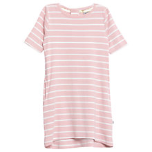 Buy Wheat Girls' Elmne Jersey Dress, Pink Online at johnlewis.com