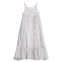 Buy Wheat Girls' Maggie Printed Sundress, White/Multi Online at johnlewis.com