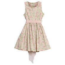 Buy Wheat Disney Girls' Princess Ariel Dress, Pink Online at johnlewis.com