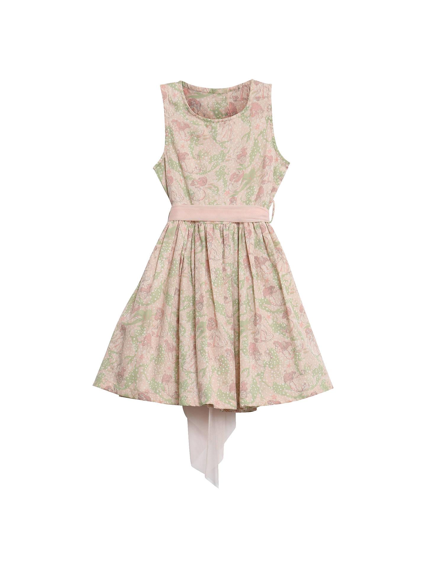 cca12d0a9e34 BuyWheat Disney Girls  Princess Ariel Dress