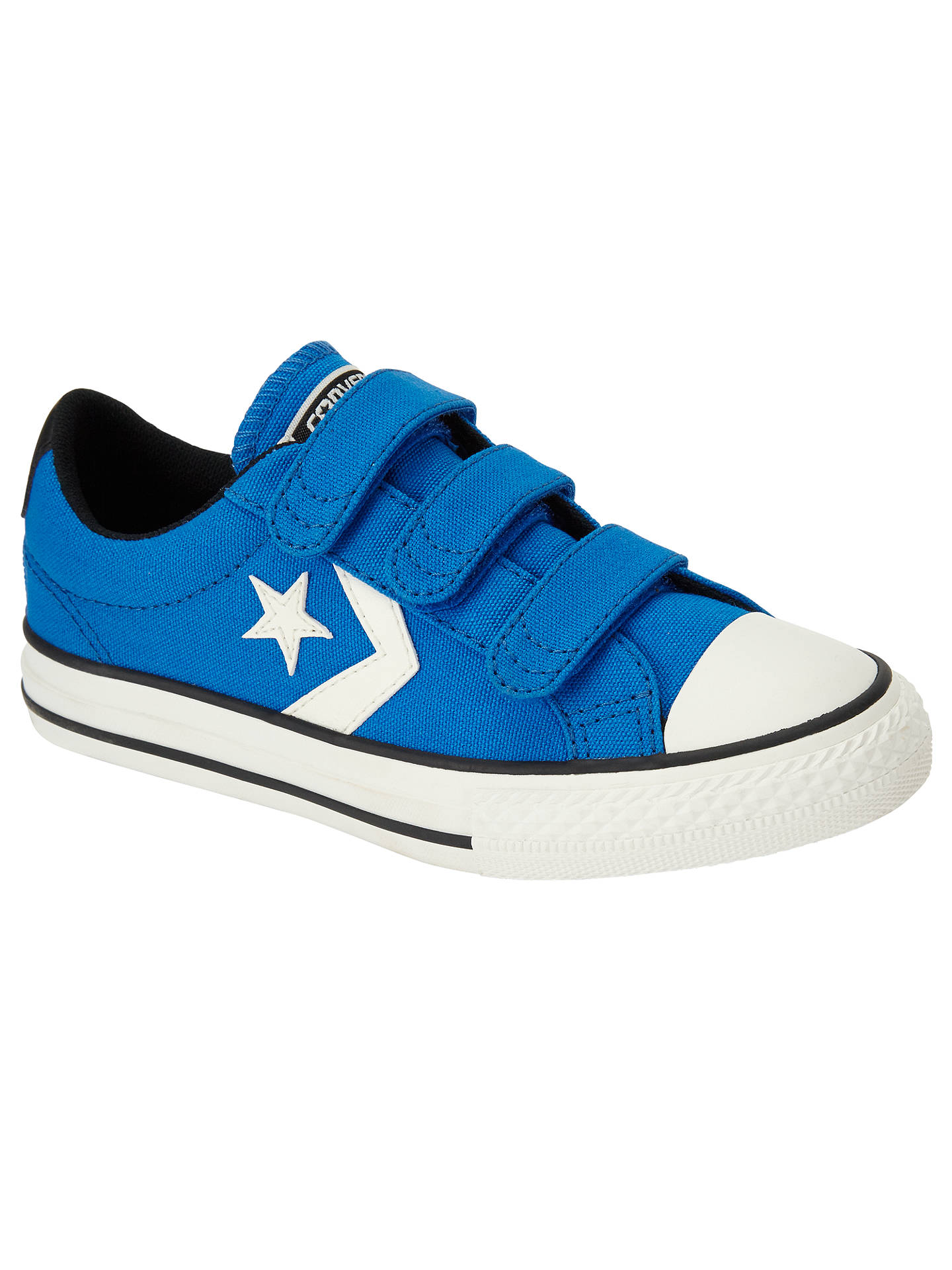 f50f71a499d3 Converse Children s Star Player 3V Triple Riptape Shoes at John ...